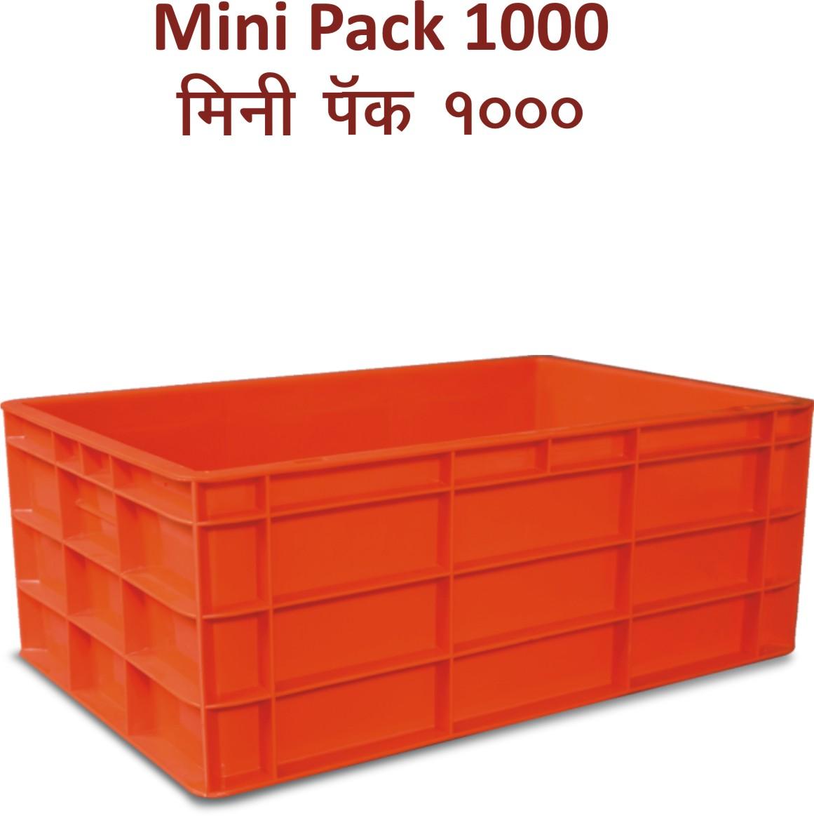 crate Mini Pack 10 Kg