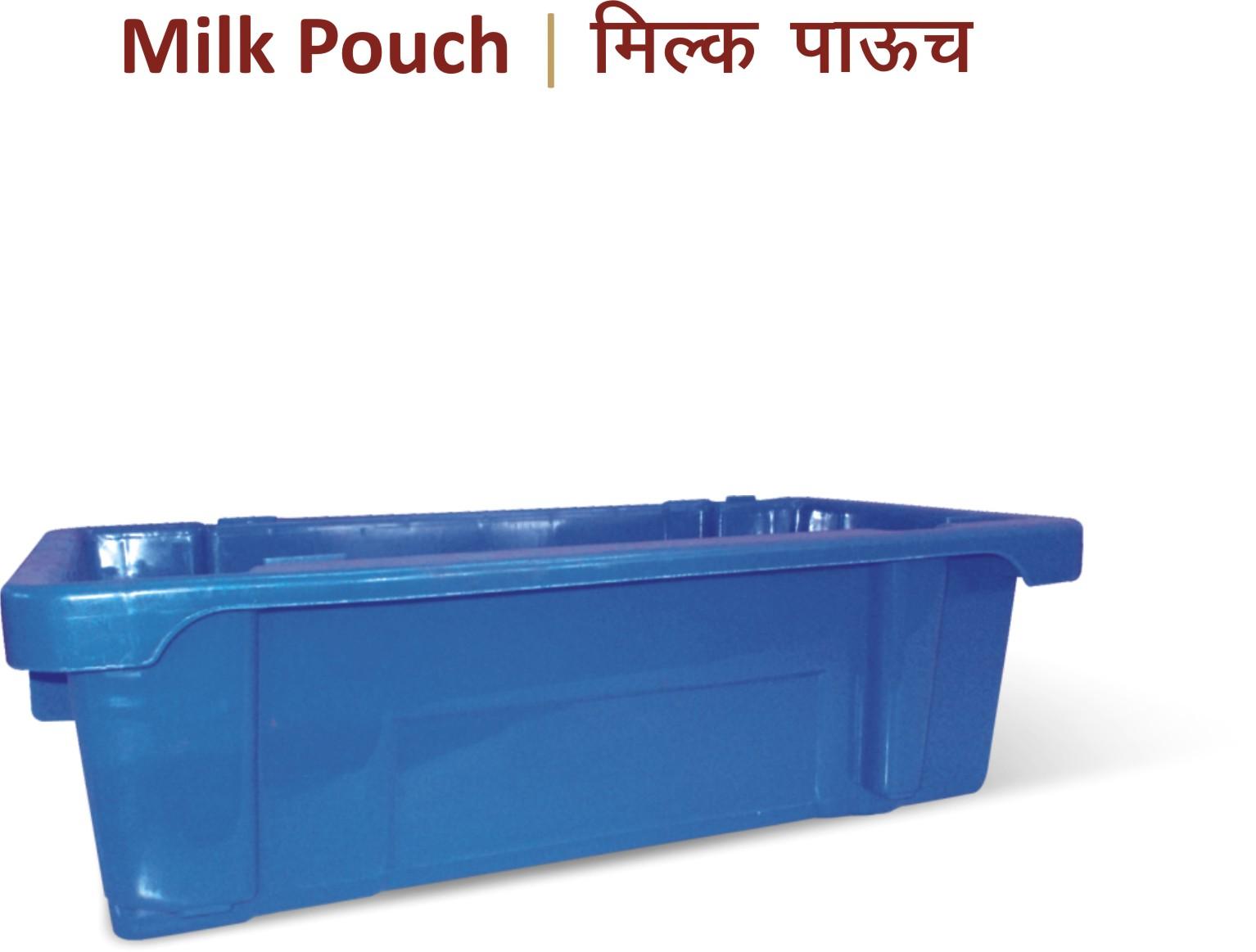 crate milk pouch