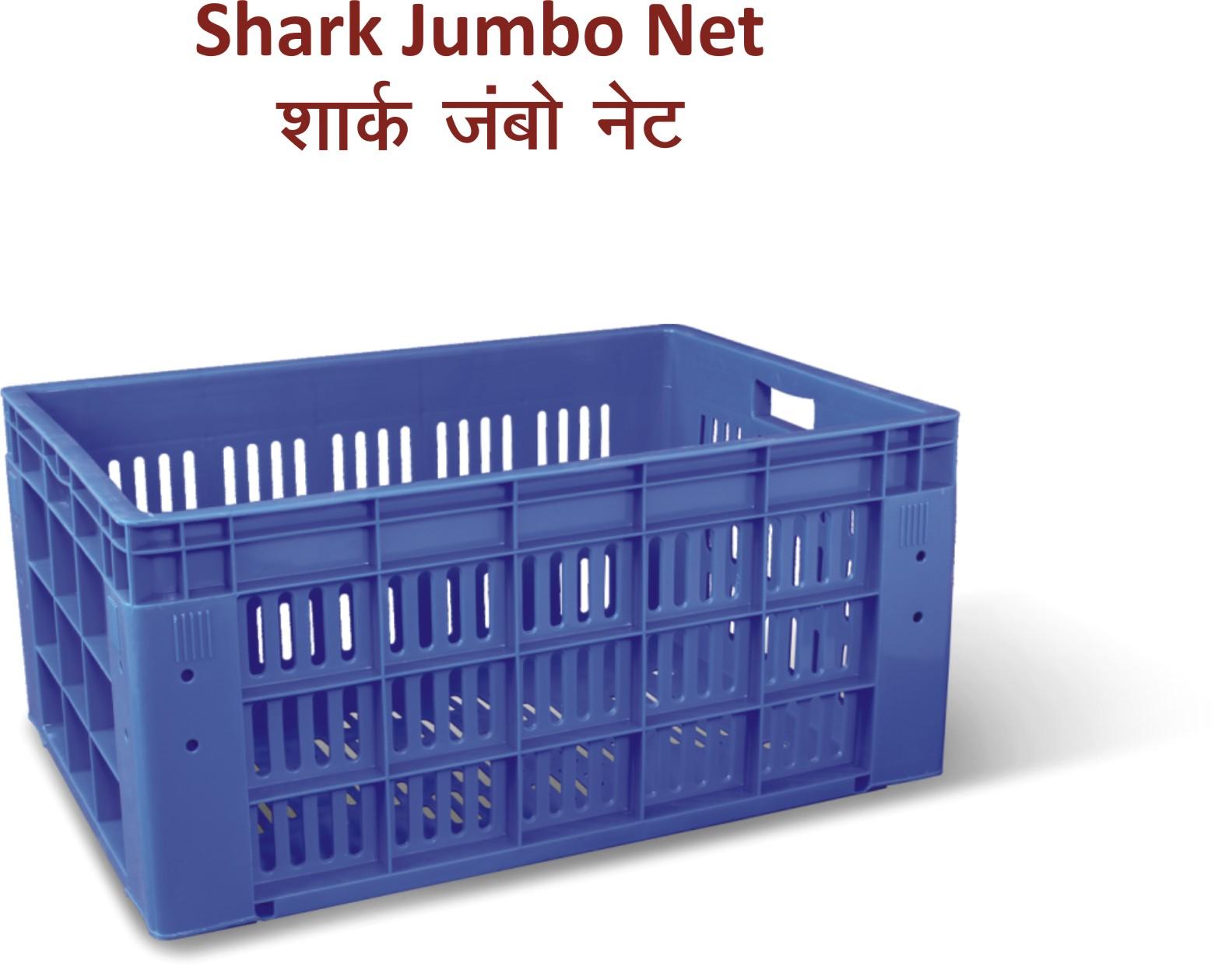 crate shark jumbo net