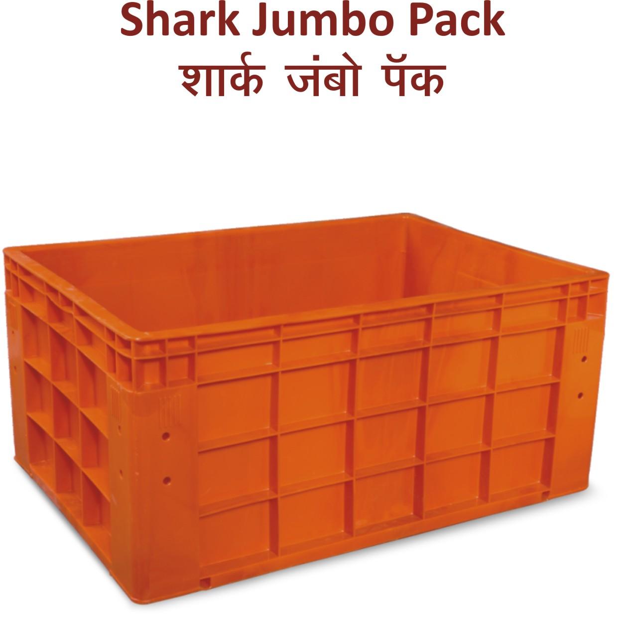 crate shark jumbo pack