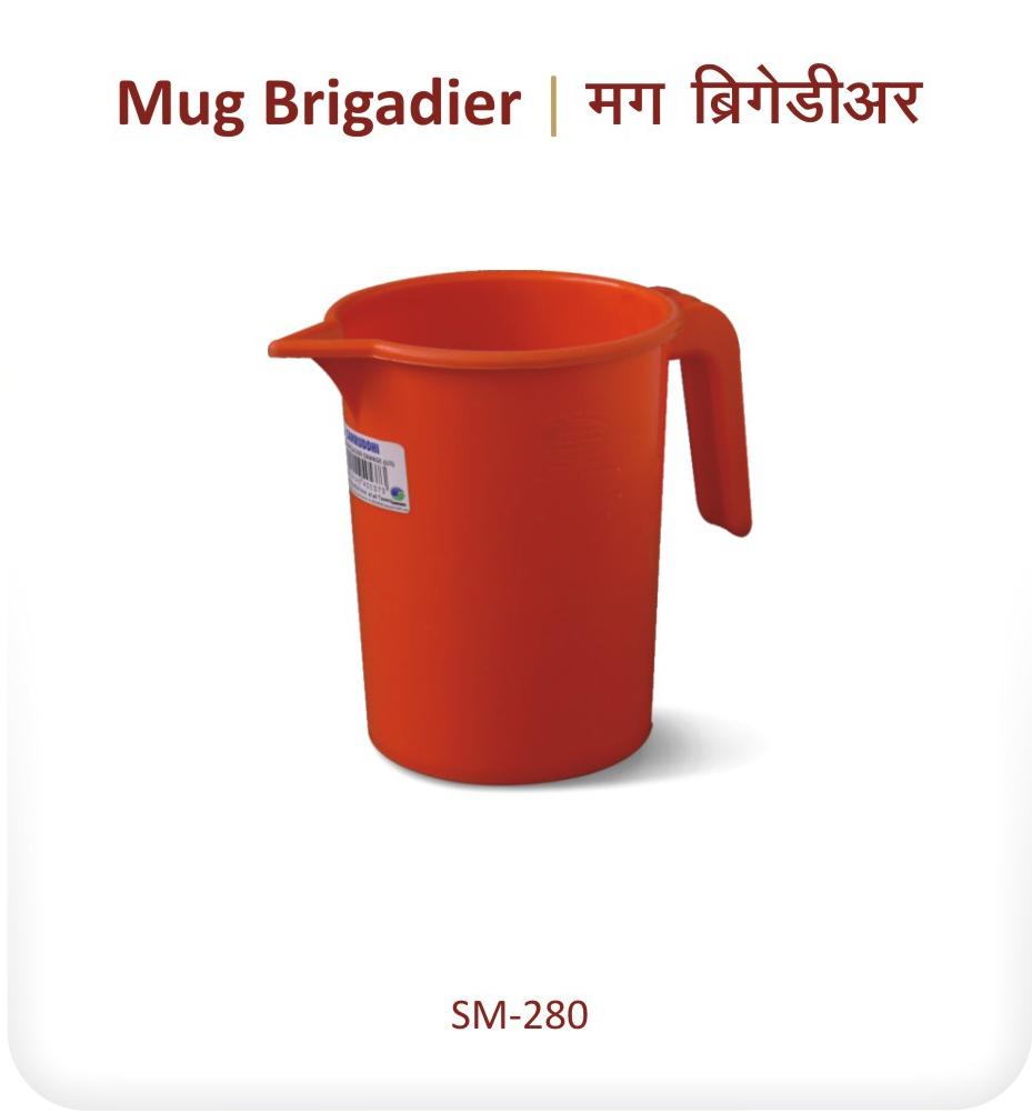 Mug Brigadier