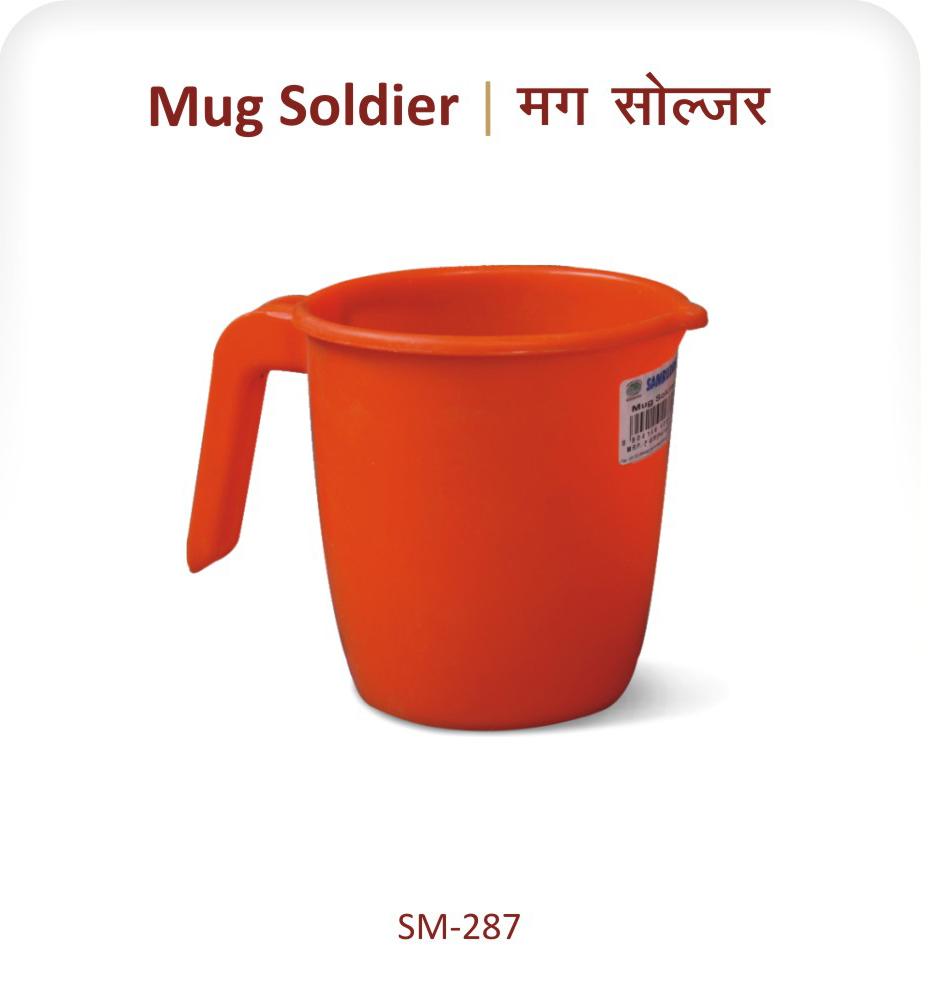 Mug Soilder