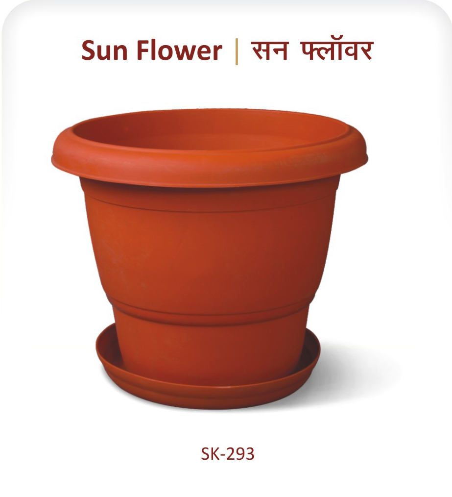 Planter Sun Flower